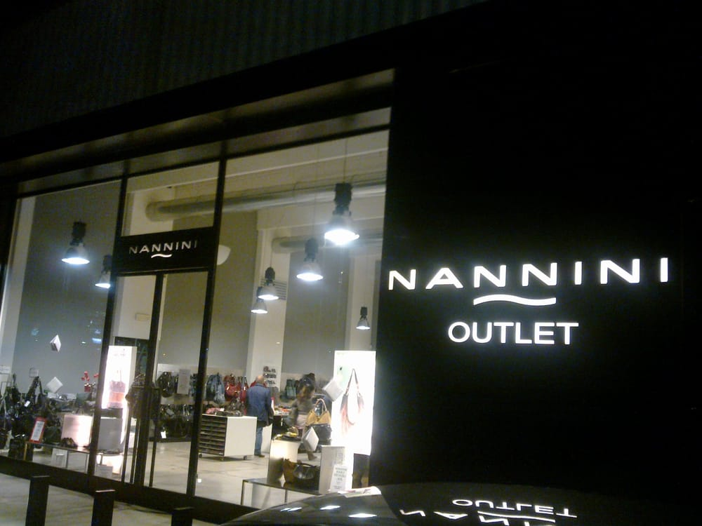 Nannini Outlet