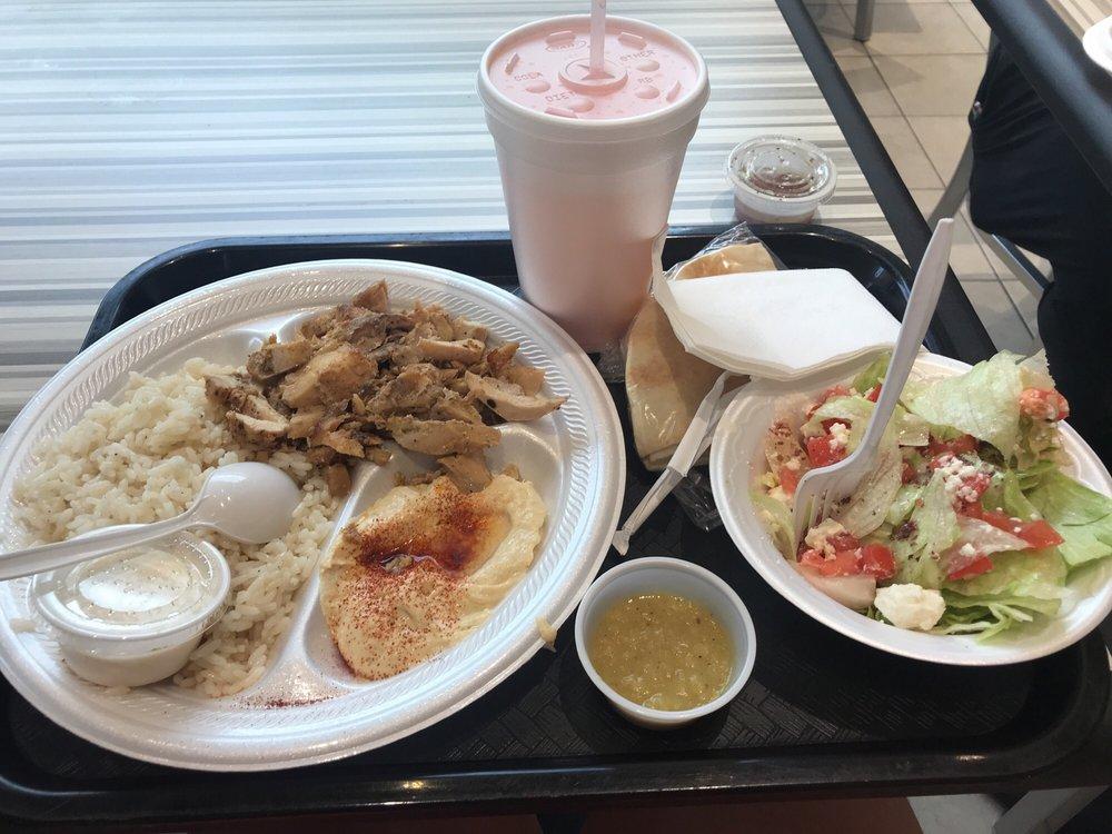 Ahlan Mediterranean Cuisine: 1982 W Grand River Ave, Okemos, MI