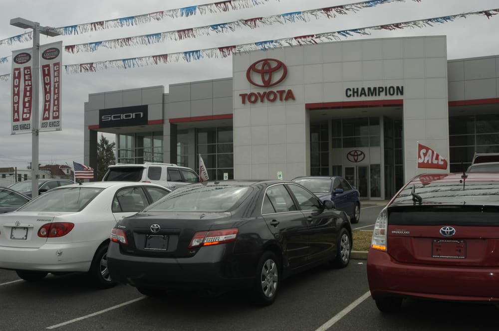 Photos for Sloane Toyota of Philadelphia  Yelp