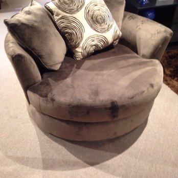Photo Of Nicku0027s Furniture   Phoenix, AZ, United States. Great Big Swivel  Chair