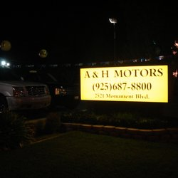 Photo of A & H Motors - Concord, CA, United States