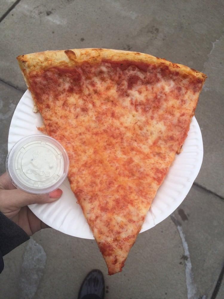 New York Pizzeria: 387 W Main St, West Winfield, NY