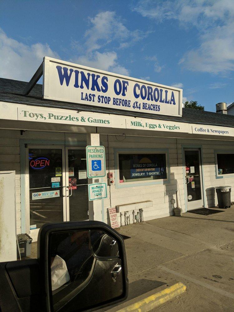 Winks of Corolla