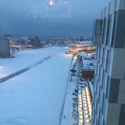 photo of clarion hotel helsinki helsinki finland view of the harbor