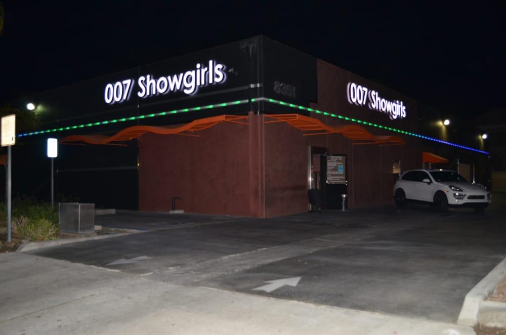 Club county orange strip