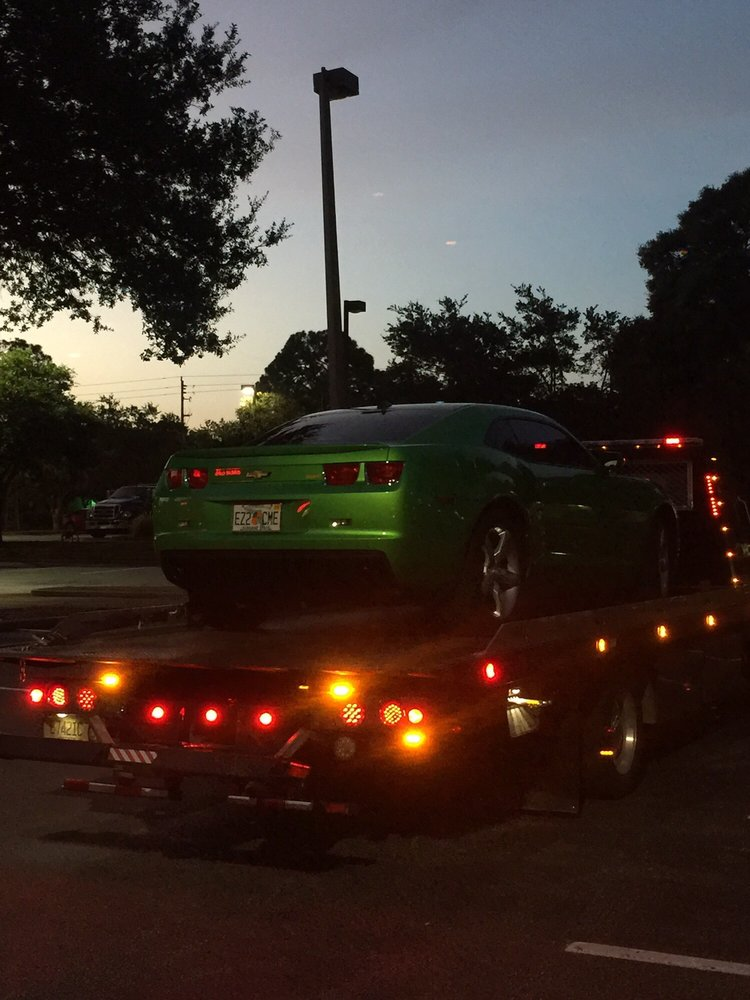 Towing business in North Sarasota, FL