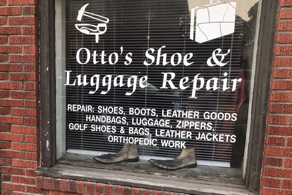 Otto's Shoe & Luggage Repair: 105 S 2nd St, West Dundee, IL