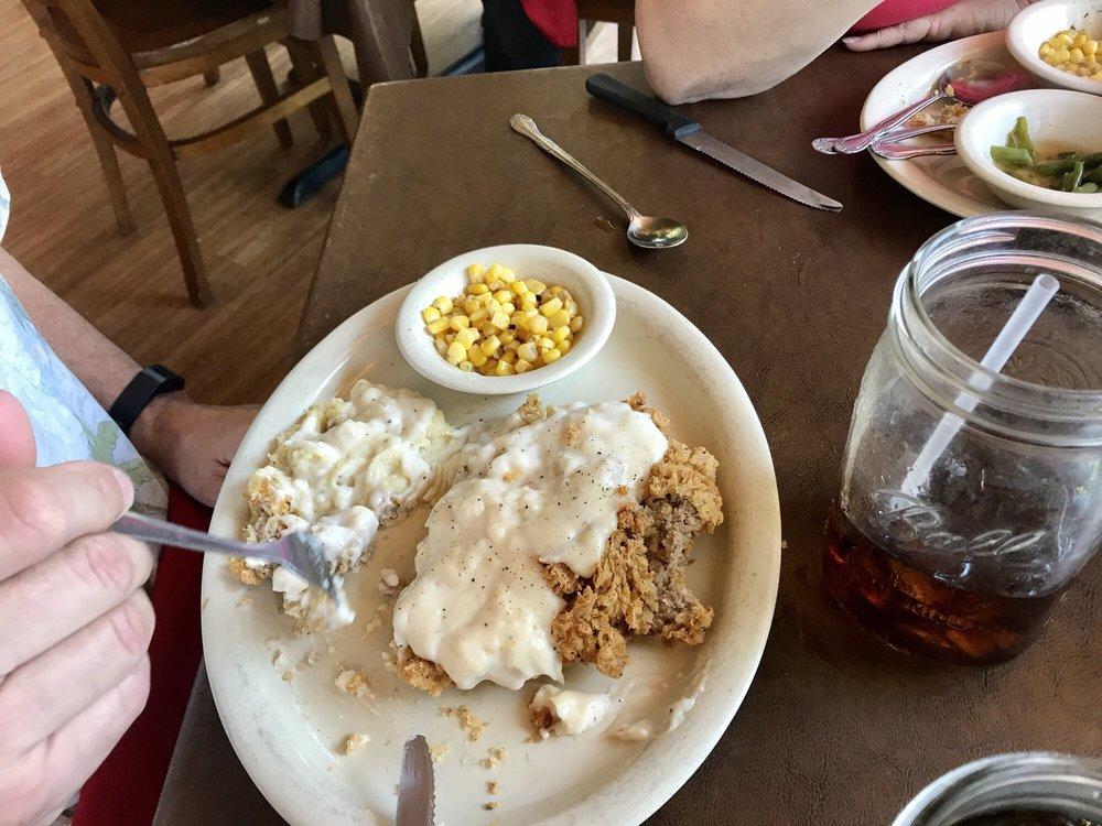 Bricks River Cafe Bandera Tx