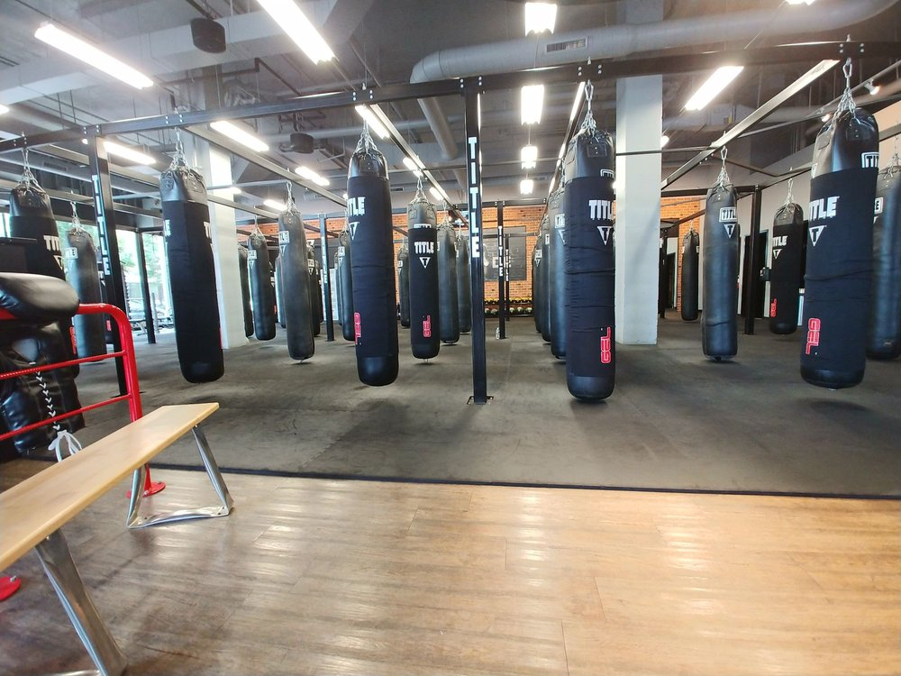 TITLE Boxing Club: 43810 Central Station Drive, Ashburn, VA