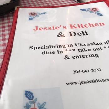 Jessie S Kitchen Ukrainian 60 Whellams Lane Winnipeg