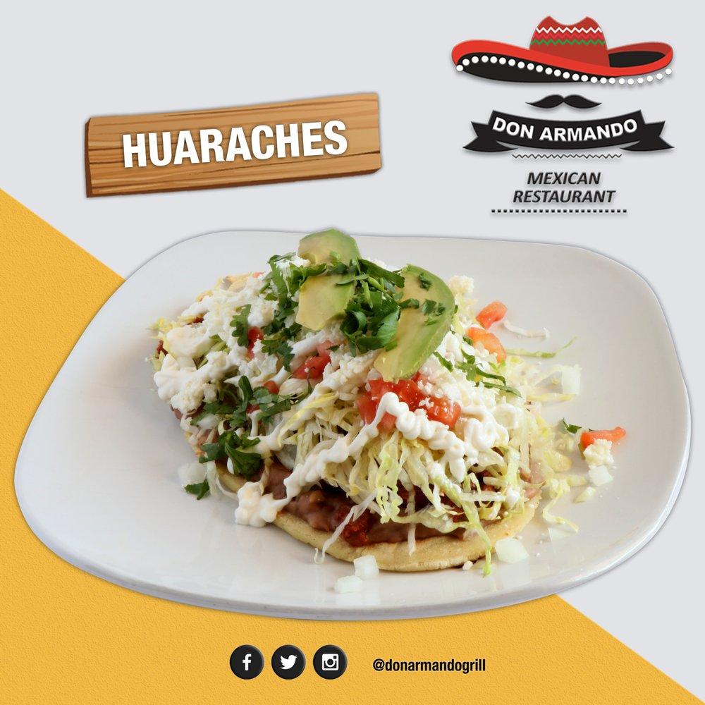 Don Armando Mexican Restaurant: 330 S White St, Athens, TN