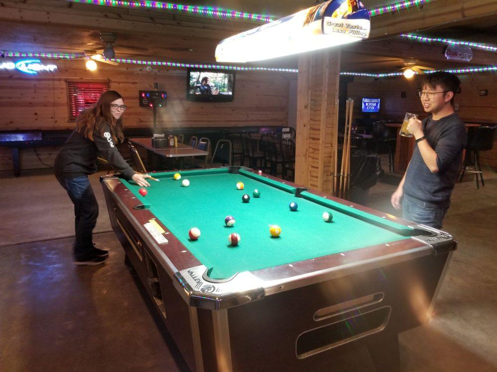 Full Draw Bar & Grill: 100 E 2nd St, Edgerton, KS