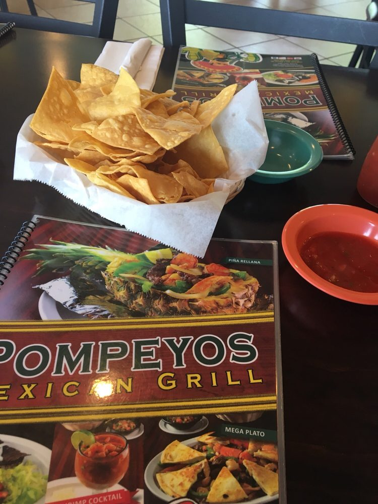 Pompeyos: 1120 State Ave, Alpena, MI