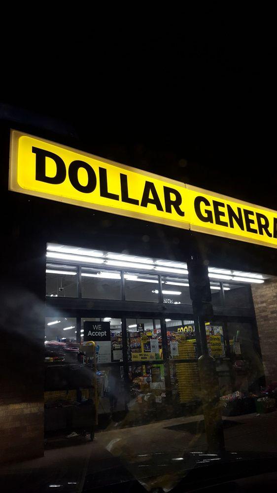 Dollar General: 2750 E Waterloo Dr, Edmond, OK