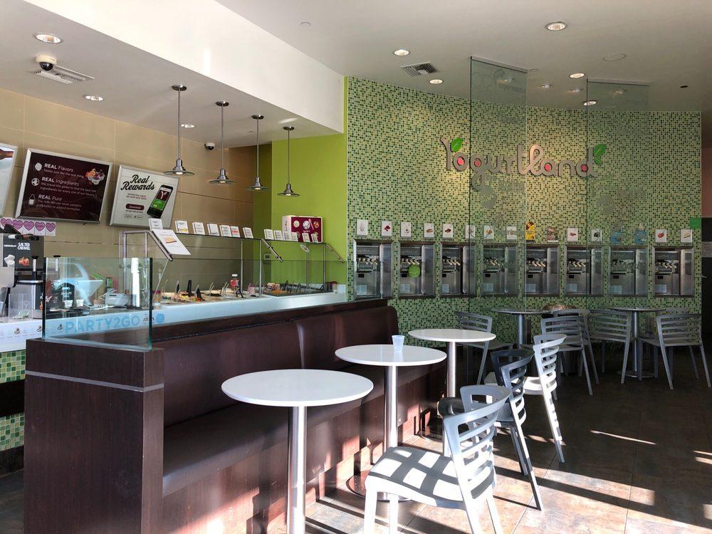Yogurtland: 4235 N University Pkwy, San Bernardino, CA