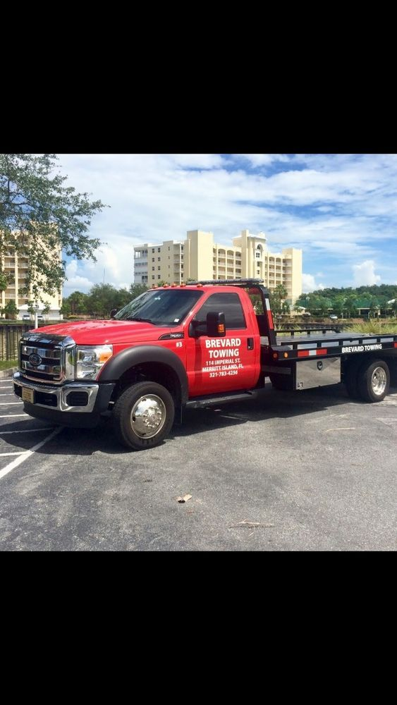 Towing business in Port St. John, FL