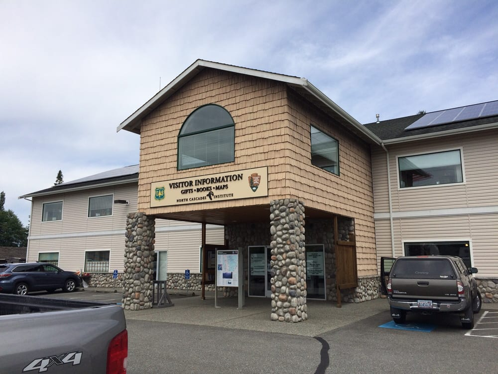 North Cascades National Park Service Complex: 810 State Rte 20, Sedro Woolley, WA