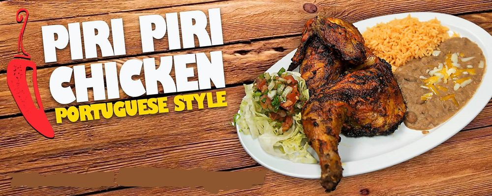 Piri Piri Chicken: 7722 Jefferson Davis Hwy, Richmond, VA