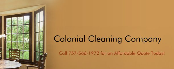 Colonial Cleaning Company: 17695 Stage Rd, Barhamsville, VA