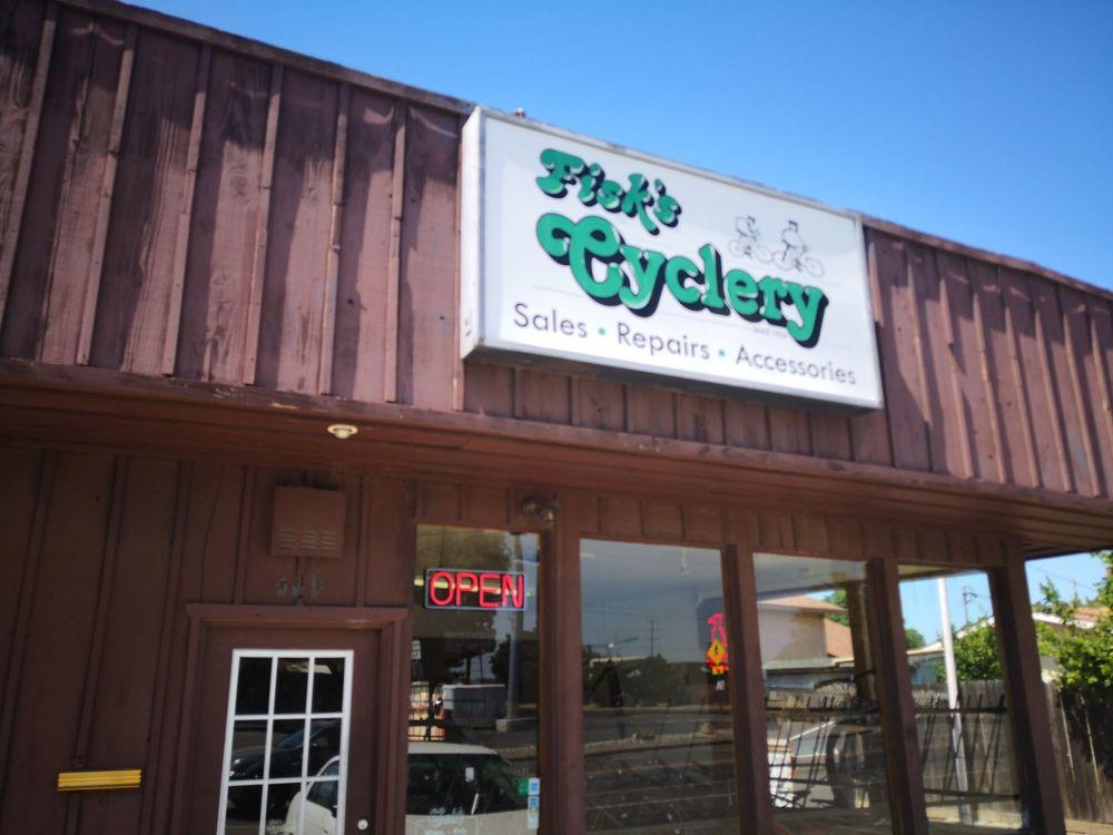Fisk's Cyclery: 539 N Adams St, Dixon, CA