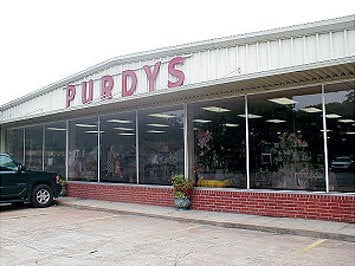 Purdy's Flowers & Gifts: 815 Malcolm Ave, Newport, AR