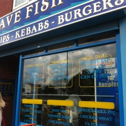 Sea wave fish bar fish chips 140 halesowen road for Wave fish and chips