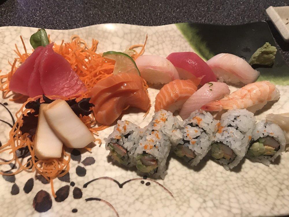 Food from Fuji Sushi & Sake Bar