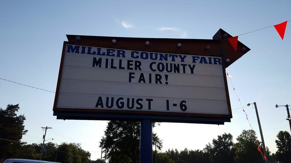 Miller County Fair: 401 East Lewis St, Fouke, AR