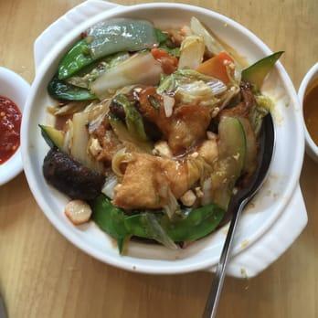 Photo Of Hy Buddha Vegetarian Restaurant Flushing Ny United States Vegan Seafood