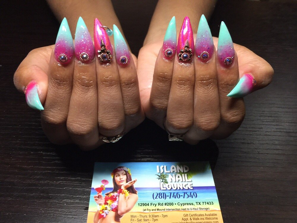 Photos for Island Nails Lounge - Yelp