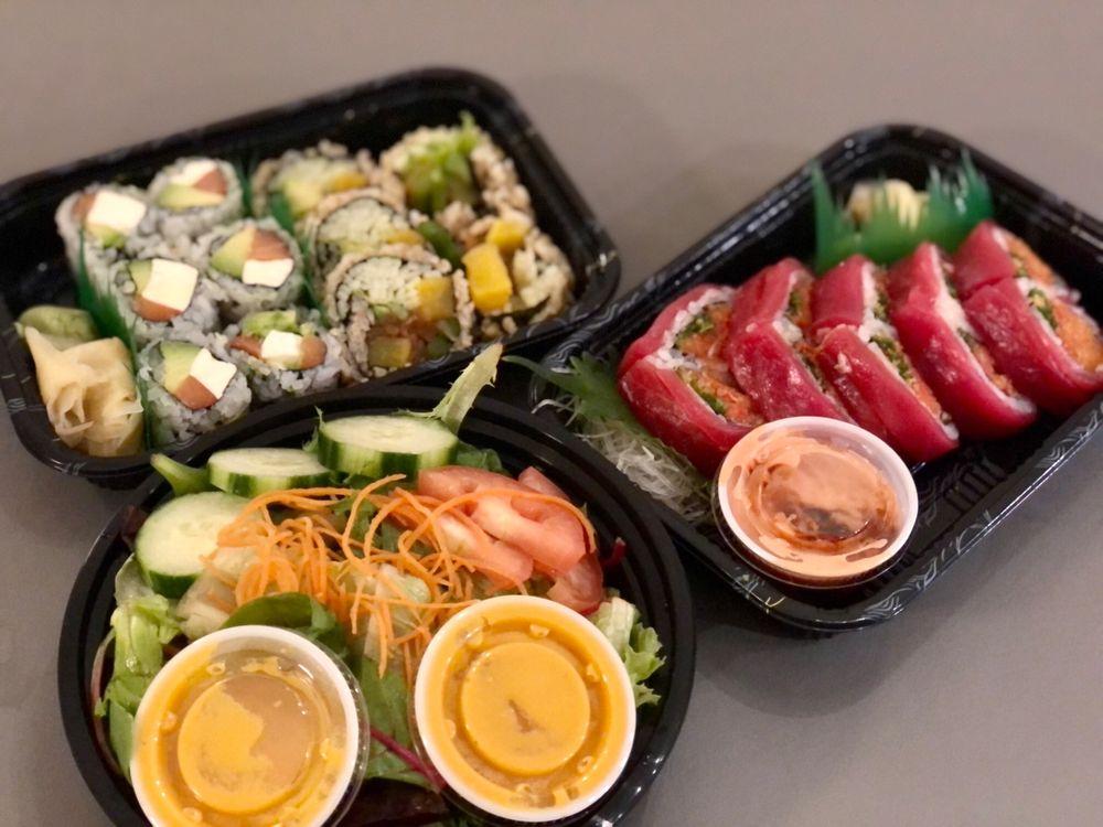 Masa Ramen & Sushi: 1001 W Memorial Rd, Oklahoma City, OK