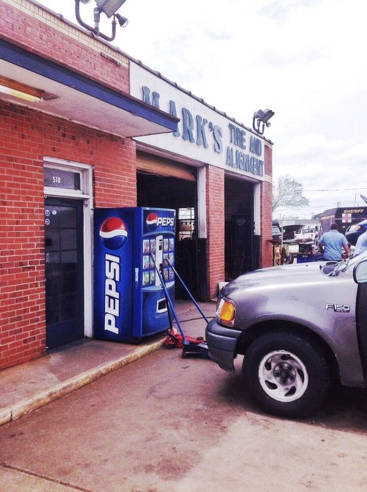 Mark's Tire & Alignment Service: 518 Live Oak St, Beaufort, NC