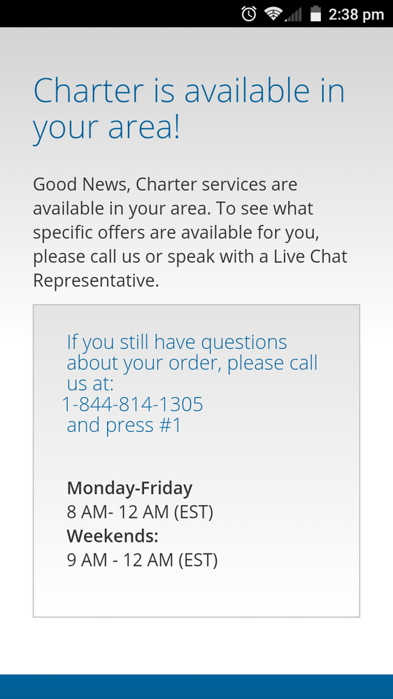 Charter Communications: 43 Werz Industrial Blvd, Newnan, GA