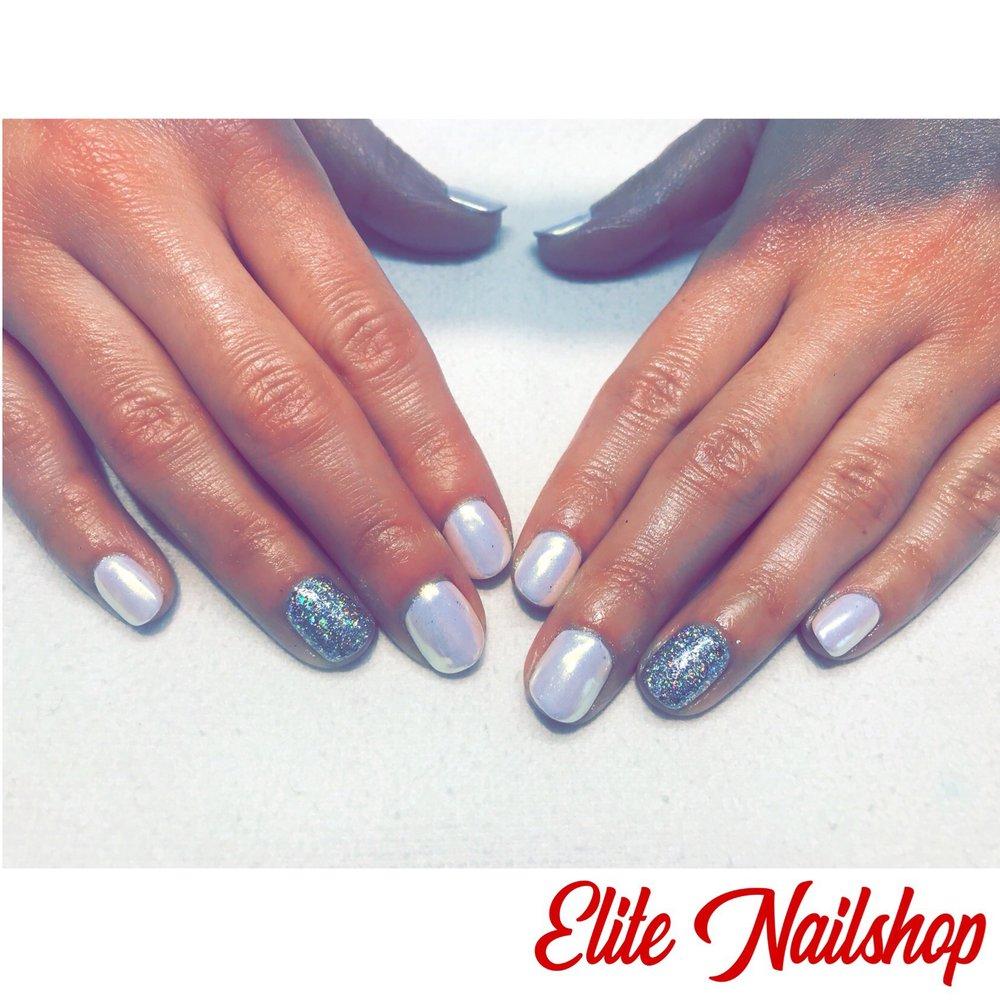 Elite Nail Shop & Spa - 20 Photos - Nail Salons - 122 E Main St ...