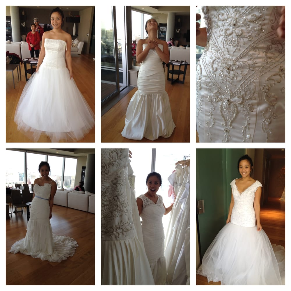 Simplybridal showroom 131 photos 246 reviews bridal for Downtown la wedding dresses