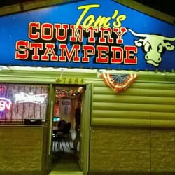 b9792599a5afe Tom s Country Stampede - Bars - 745 Cherokee St