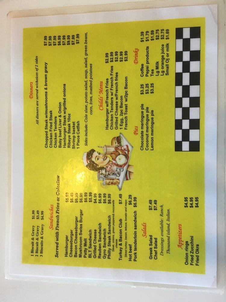 Normas Diner: 300 W 7th, Galena, KS
