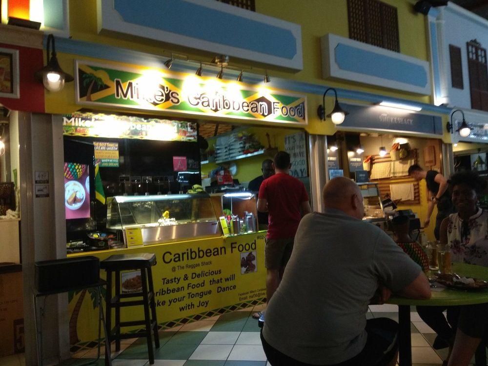 Mike Caribbean Food