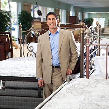 Marc Schiller City Mattress Ceo And 2nd Generation Owner