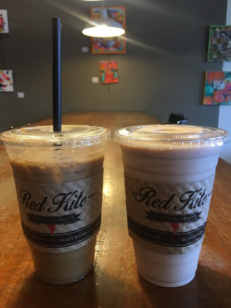 Red Kite Coffee Company: 1852 N Crossover Rd, Fayetteville, AR
