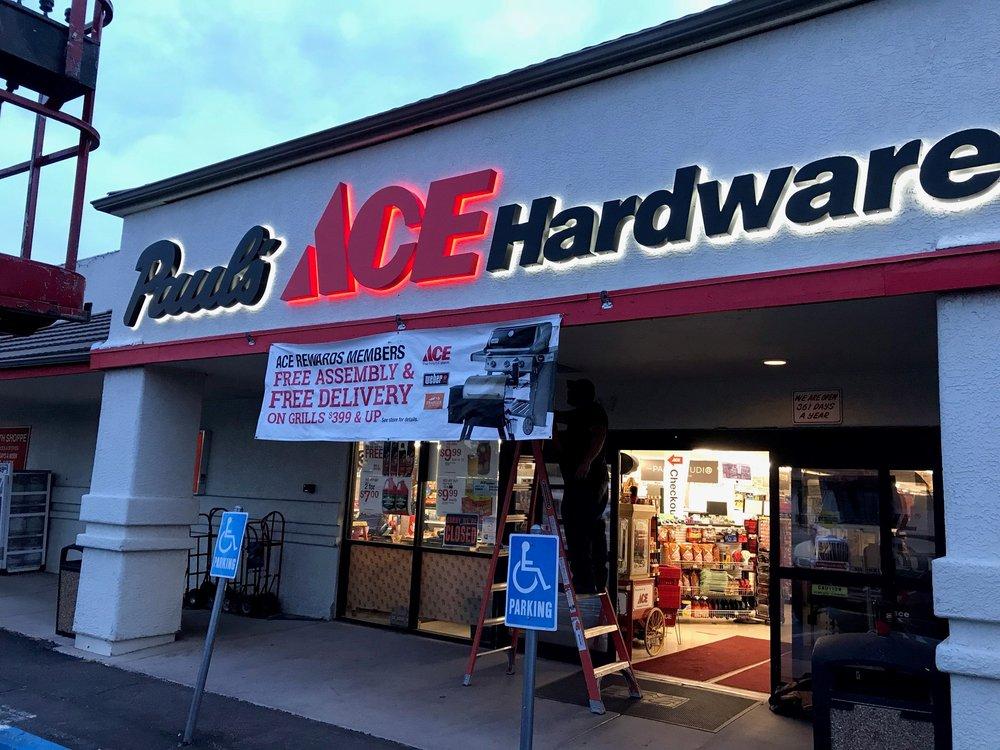 Paul's Ace Hardware & Nursery Payson: 507 N Beeline Hwy, Payson, AZ