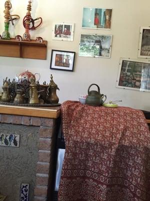 Byblos - Le petit café
