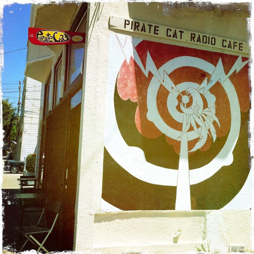 Mutiny Cafe and Radio