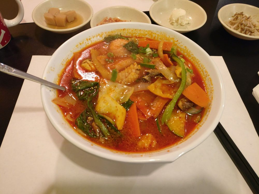 Windsor Seoul Restaurant: 2050 Wyandotte Street W, Windsor, ON