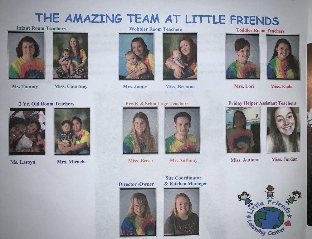 Little Friends Learning Center: 1214 10th Ave, Grafton, WI