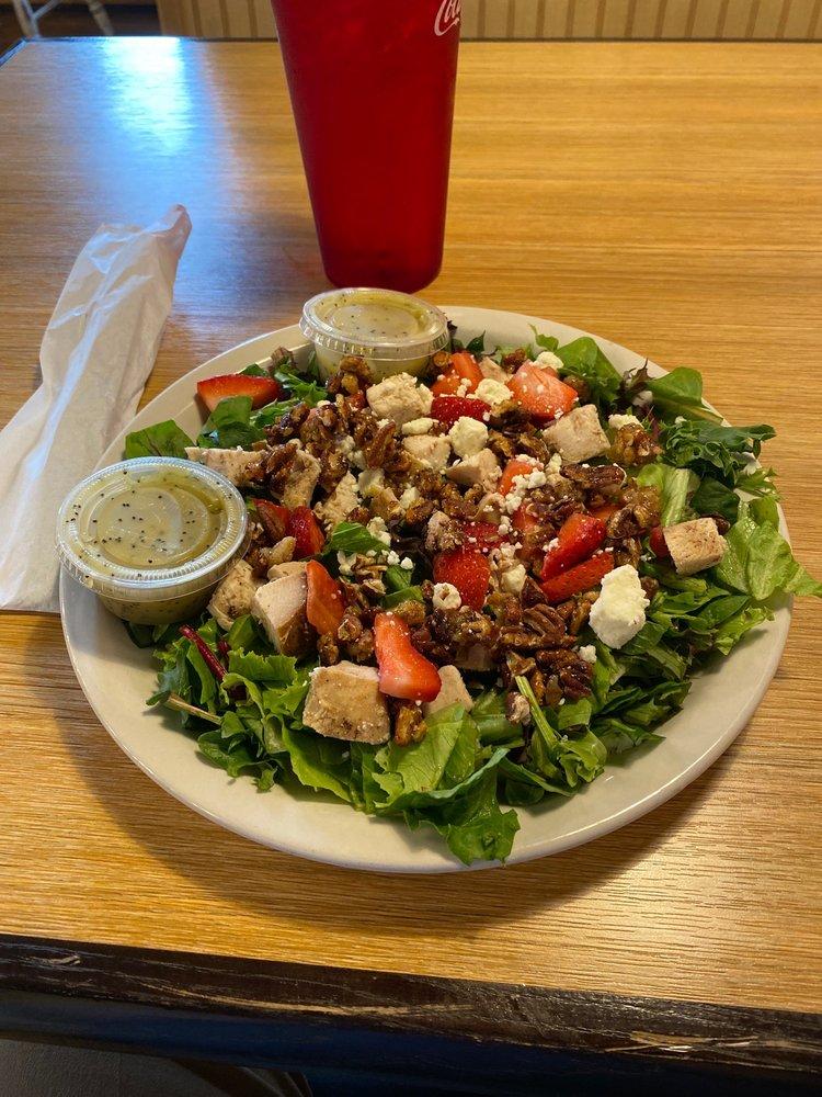 The Open Range Bakery and Cafe: 2211 E Main St, Uvalde, TX