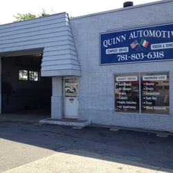 Quinn Automotive Auto Reparaturen 790 Washington St