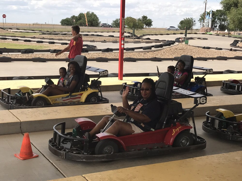 Casel-Land Fun Center: 700 Fairlane Dr, Clovis, NM