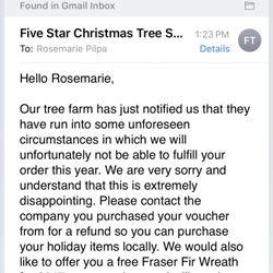 Five Star Christmas Tree - 146 Photos & 371 Reviews - Christmas ...