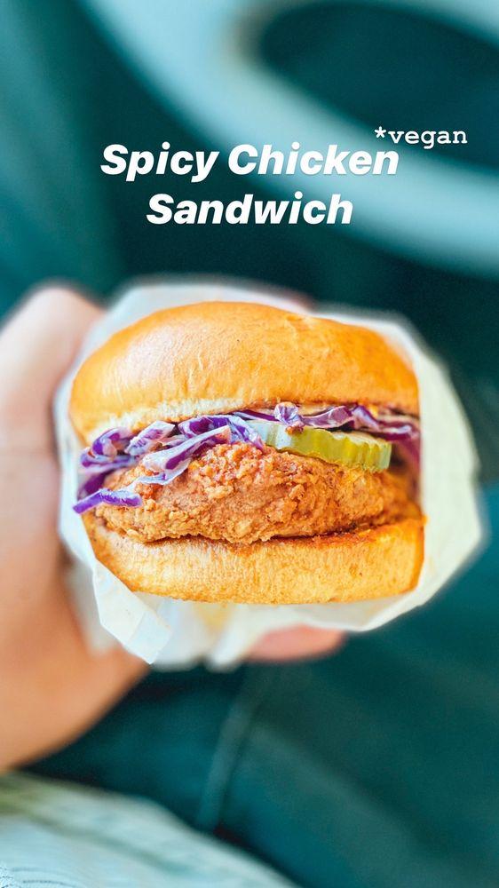 Hate Burger: 7 N 5th St, Redlands, CA